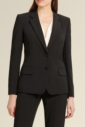 Donna Karan Two Button Blazer