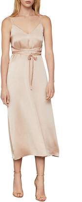 BCBGMAXAZRIA Day Long Strap Dress