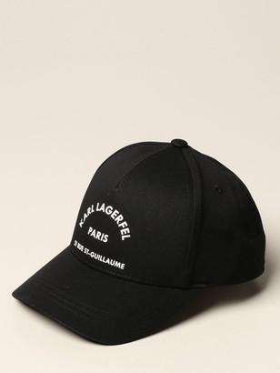 Karl Lagerfeld Paris Baseball Cap