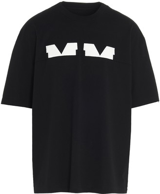 Maison Margiela MM Patch Detail T-Shirt