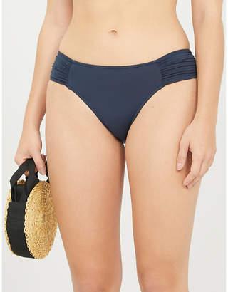 Seafolly Ruched bikini bottoms