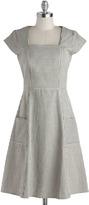 Mata Traders Space Bar Dress in Grey