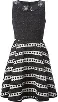 I'M Isola Marras peter pan collar flared dress