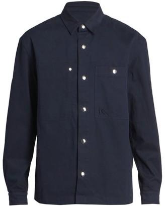 Kenzo Snap Pocket Overshirt