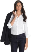 Brooks Brothers Petite Non-Iron Fitted Stretch Shirt