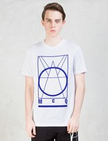 McQ by Alexander McQueen Big Logo S/S T-Shirt