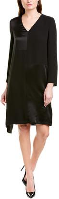 Max Mara Silk Shift Dress
