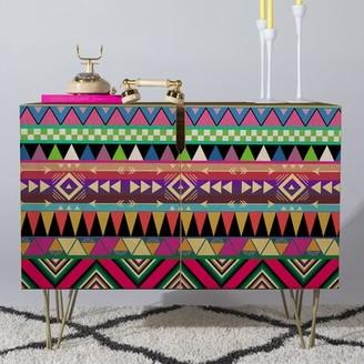 Deny Designs Bianca Green Credenza