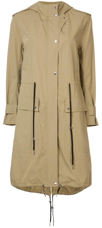 A.L.C. lightweight parka coat