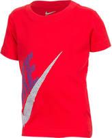 Nike Boys' Toddler Side Futura T-Shirt