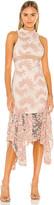 Keepsake No Air Lace Midi Dress