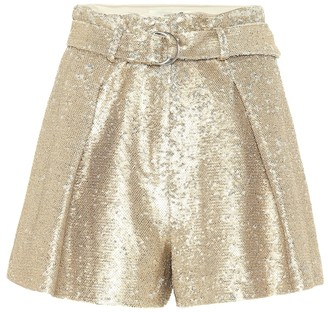 Jonathan Simkhai Sequined shorts