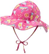 I Play Girls' Mix 'N Match Rerversible Brim Sun Protection Hat (0mos4yrs) - 8127858