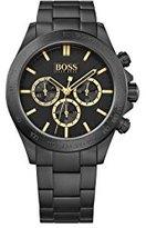 HUGO BOSS BLACK Mens Ikon Chronograph Watch, 1513278