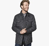 Johnston & Murphy Four-Pocket Quilted Jacket
