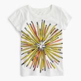 J.Crew Girls' crewcuts for Teach for America T-shirt
