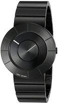 Issey Miyake Men's SILAN002 To Black Stainless Steel Watch