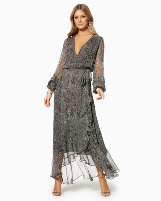 Ramy Brook Printed Tamra Dress