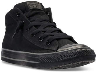 Converse Men Chuck Taylor All Star Street Mid Casual Sneakers From Finish Line