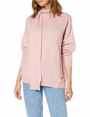 Pinko Women's Allora Maglia Lana Cashmere Long Sleeve Top