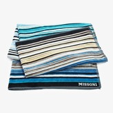 Missoni Home Tabata Beach Towel Blue