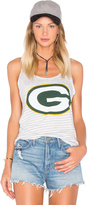 Junk Food Clothing Green Bay Mascot Tank