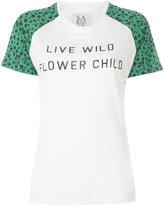 Zoe Karssen slogan printed T-shirt