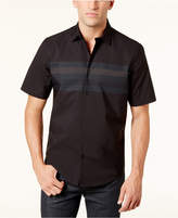 Alfani Men's Stripe Dobby Shirt, Created for Macy's