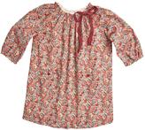 Marie Chantal GirlsLiberty Print Raglan Sleeve Dress