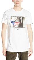 Quiksilver Men's Buns Usa T-Shirt