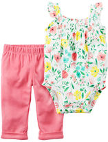 Carter's 2-Piece Bodysuit Pant Set