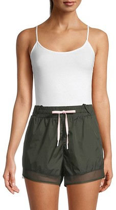 The Upside Nylon Mesh Shorts