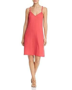 Tommy Bahama Coastview Gauze Twist-Strap Dress