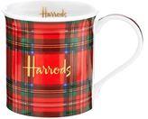 Harrods Stewart Tartan Mug