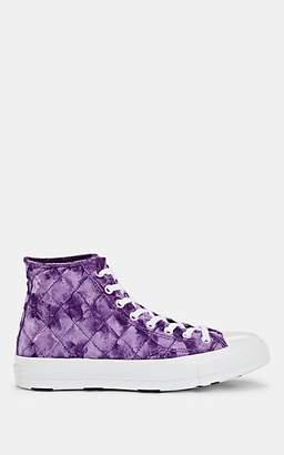 Converse Men's Chuck 70 Velvet Sneakers - Purple