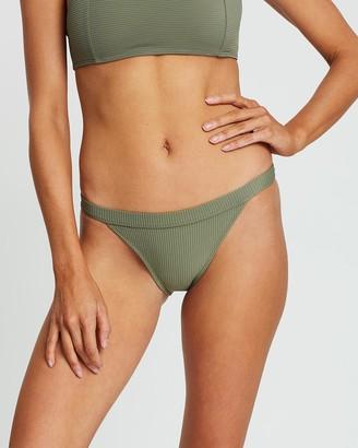 Midnight Swimwear Capri Bikini Pants