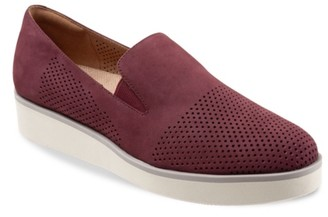 SoftWalk Whistle Wedge Loafer