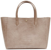 Reiss Louie Open-Top Tote