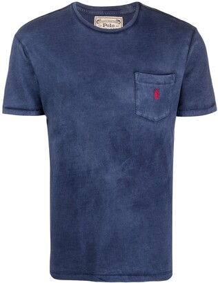 Polo Ralph Lauren short sleeve patch pocket T-shirt