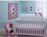 Disney Minnie Simply Adorable 4 Piece Crib Bedding Set