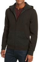 Kenneth Cole New York Long Sleeve Hooded Jacket