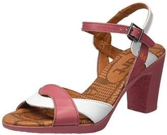 Art Women's 0279 Star Rio Sandals with Ankle Strap, Pink (Rose)