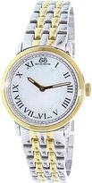 88 Rue du Rhone Women's 87WA120060 Analog Display Swiss Quartz Two Tone Watch