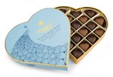 Charbonnel et Walker Sea Salt Caramel Chocolates In Heart Shaped Gift Box