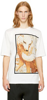 3.1 Phillip Lim White Wolf T-shirt
