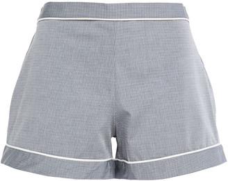 ELSE Victoria Cotton-blend Pajama Shorts