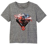 JEM Spider-Man City Slinger Tee (Toddler & Little Boys)