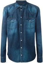 Dolce & Gabbana denim shirt - men - Cotton - 43