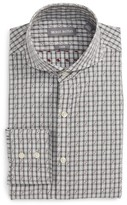 Michael Bastian Men's Trim Fit Check Dress Shirt
