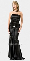 Atria Front Panel Elegant Evening Dresses